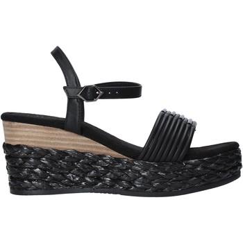 Sapatos Mulher Sandálias Café Noir XA9201 Preto