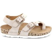 Sapatos Criança Sandálias Grunland SB1520 Bege