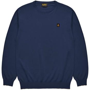 Textil Homem camisolas Refrigiwear RM0M25800MA9375 Azul