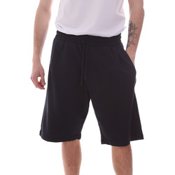 Textil Homem Shorts / Bermudas Antony Morato MMFP00316 FA150137 Azul