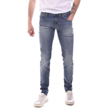 Textil Homem Calças Jeans Antony Morato MMDT00234 FA750292 Azul