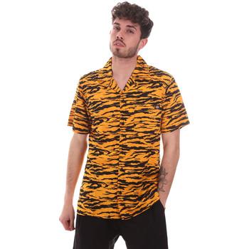 Textil Homem Camisas mangas curtas Dickies DK0A4XA5B591 Laranja