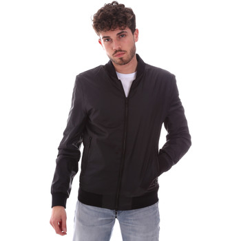 Textil Homem Casacos  Antony Morato MMCO00719 FA650231 Preto
