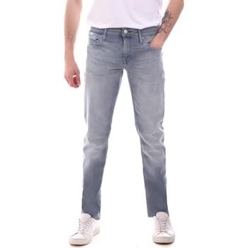 Textil Homem Calças de ganga slim Antony Morato MMDT00242 FA750296 Cinzento