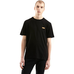 Textil Homem T-Shirt mangas curtas Refrigiwear RM0T27100JE9101 Preto