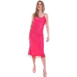 Textil Mulher Vestidos curtos Cristinaeffe 0731 2475 Rosa