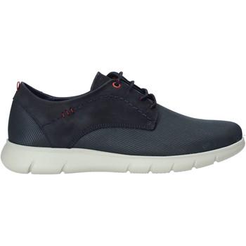 Sapatos Homem Sapatos Rogers 2891-NI Azul