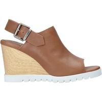 Sapatos Mulher Sandálias Manufacture D'essai M3 Castanho