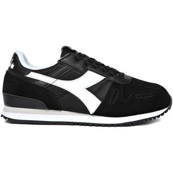 Sapatos Mulher Sapatilhas Diadora 501174337 Preto