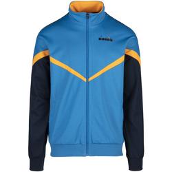 Textil Homem Sweats Diadora 502176080 Azul