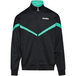 Textil Homem Sweats Diadora 502176080 Preto