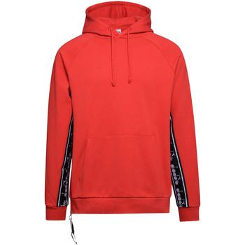 Textil Homem Sweats Diadora 502175821 Vermelho
