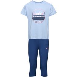 Textil Criança Conjunto Diadora 102175918 Azul