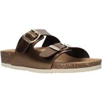 Sapatos Mulher Chinelos Bionatura 94THESISD-LAMRAM Castanho