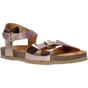 Sapatos Rapariga Sandálias Bionatura 22B 1005 Rosa