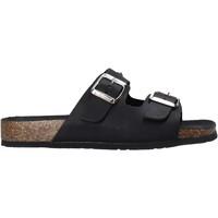 Sapatos Mulher Chinelos Bionatura 10THEDB-I-GAUNER Preto