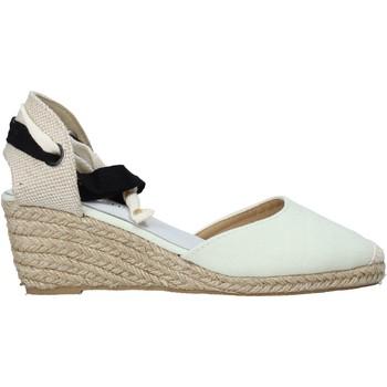 Sapatos Mulher Alpargatas Café Noir HR9460 Bege