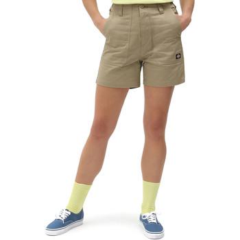 Textil Mulher Shorts / Bermudas Dickies DK0A4XBXKHK1 Bege