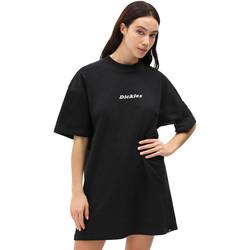 Textil Mulher Vestidos curtos Dickies DK0A4XB8BLK1 Preto