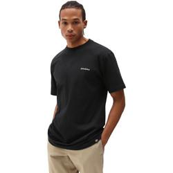 Textil Homem T-Shirt mangas curtas Dickies DK0A4X9OBLK1 Preto