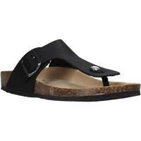 Sapatos Homem Chinelos Bionatura 11FINGU-I-CRHNER Preto