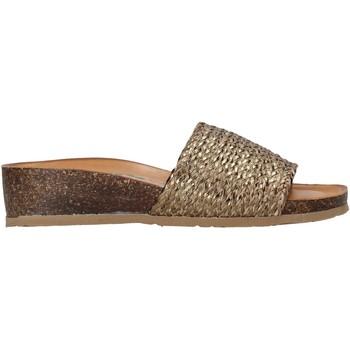 Sapatos Mulher chinelos Bionatura 12A2128-I-TRCBRO Castanho