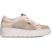 Sapatos Mulher Sapatilhas CallagHan 14929 Bege