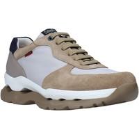 Sapatos Homem Sapatilhas CallagHan 17813 Bege