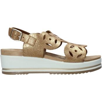 Sapatos Mulher Sandálias Enval 7284122 Castanho