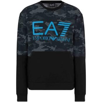 Textil Homem Sweats Ea7 Emporio Armani 3KPM43 PJ5BZ Preto