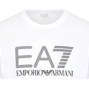 Textil Homem T-Shirt mangas curtas Ea7 Emporio Armani 3KPT81 PJM9Z Branco