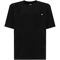 Textil Homem T-Shirt mangas curtas Dickies DK0A4TMOBLK1 Preto