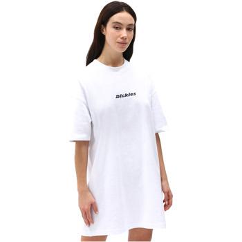 Textil Mulher Vestidos curtos Dickies DK0A4XB8WHX1 Branco