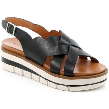 Sapatos Mulher Sandálias Grunland SA2366 Preto
