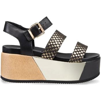 Sapatos Mulher Sandálias Cult CLE104338 Preto