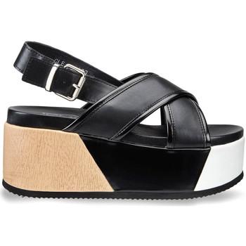 Sapatos Mulher Sandálias Cult CLE104339 Preto