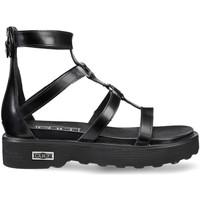 Sapatos Mulher Sandálias Cult CLE104333 Preto