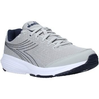 Sapatos Homem Sapatilhas Diadora 101175605 Cinzento