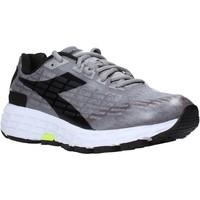 Sapatos Homem Sapatilhas Diadora 101175631 Cinzento