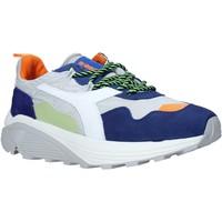 Sapatos Homem Sapatilhas Diadora 501176639 Cinzento
