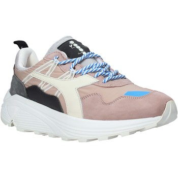 Sapatos Homem Sapatilhas Diadora 501176639 Bege