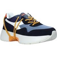 Sapatos Homem Sapatilhas Diadora 501176331 Azul