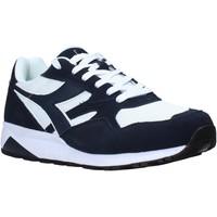 Sapatos Homem Sapatilhas Diadora 501173290 Azul