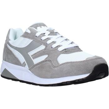 Sapatos Homem Sapatilhas Diadora 501173290 Cinzento