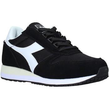 Sapatos Mulher Sapatilhas Diadora 501175105 Preto