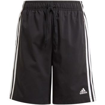 Textil Criança Shorts / Bermudas adidas Originals GN4093 Preto