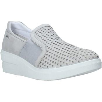 Sapatos Mulher Mocassins IgI&CO 5153055 Cinzento