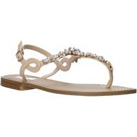 Sapatos Mulher Sandálias Keys K-5100 Bege