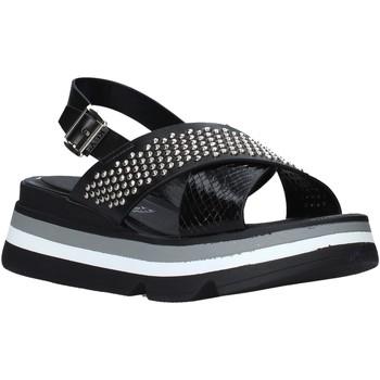 Sapatos Mulher Sandálias Keys K-4952 Preto