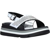Sapatos Mulher Sandálias Keys K-4952 Branco